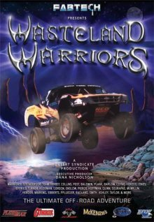 DVD Wasteland Warriors